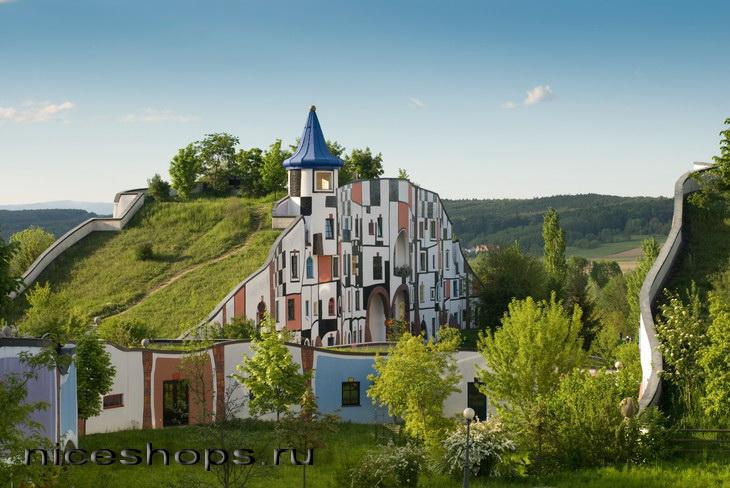 Sovremennaja-arhitektura-otelja-v-Avstrii