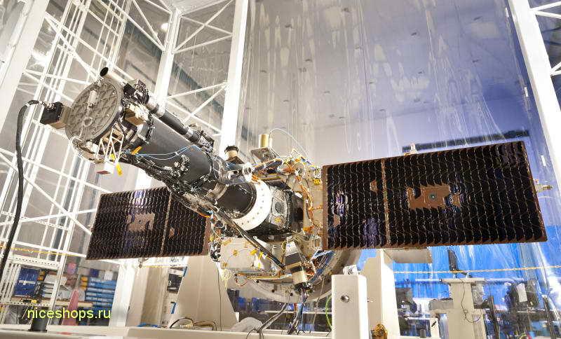 IRIS-spektrograf-teleskop-NASA