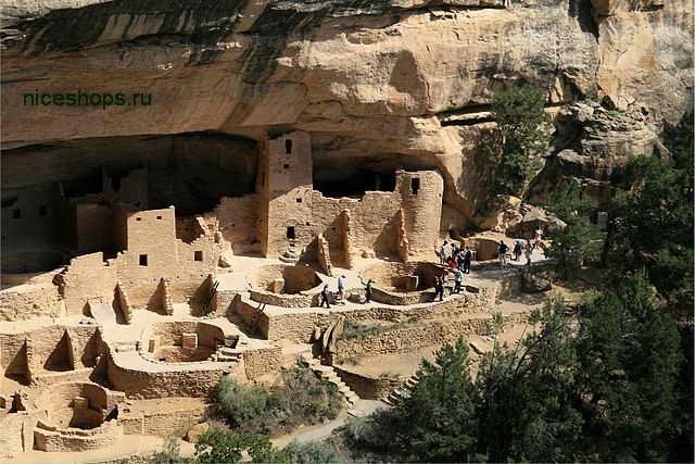 Mesa-Verde-National-Park-Cliff-Palace-amerika