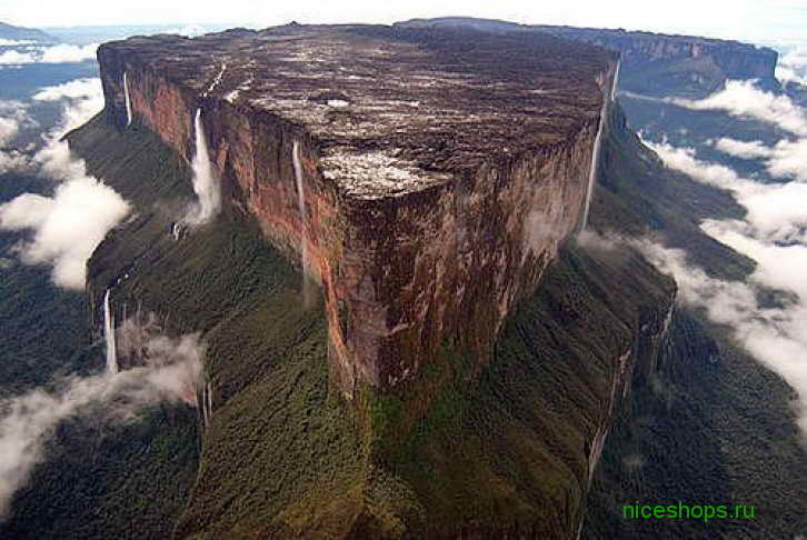 stolovaya-gora-Roraima-Tepui-venesuela