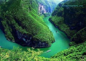 Самые крупные реки мира: Нил, Амазонка, Янцзы