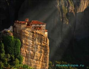 Метеоры Греции- между небом и землей