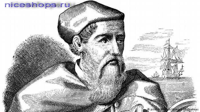 Америго Веспуччи - именитый мореплаватель эпохи Великих географических открытий