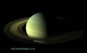 Сатурн - небесное тело Солнечной системы
