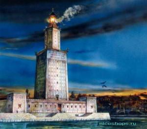 Александрийский (Фаросский) маяк - седьмое чудо света