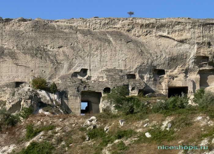 Инкерман - пещерный город Крыма