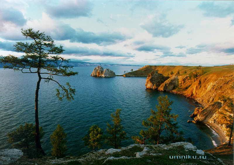 7 чудес России: Байкал