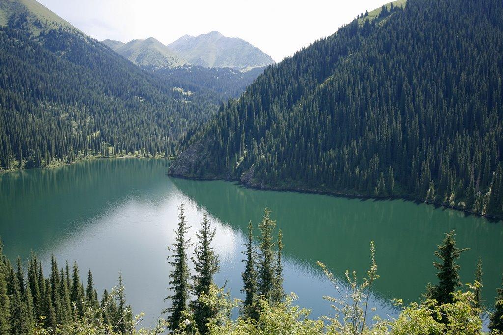 Озера Убсунурской котловины