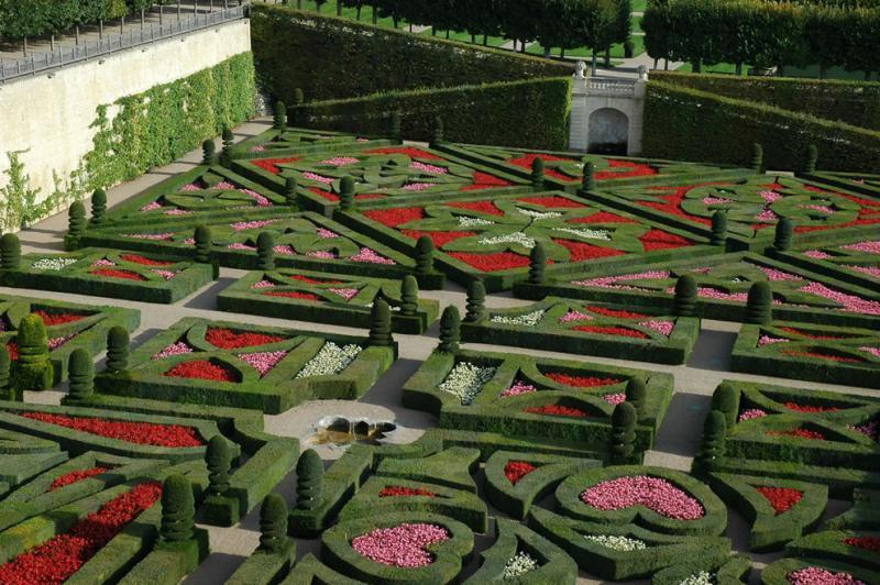 Лабиринт в садах Версаля