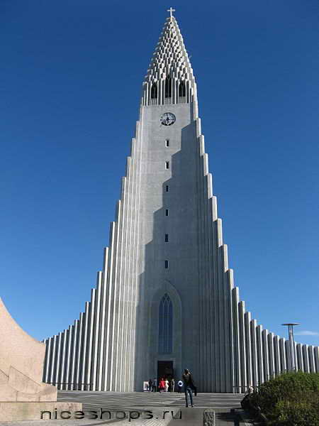 Reykjavik-church-Iceland