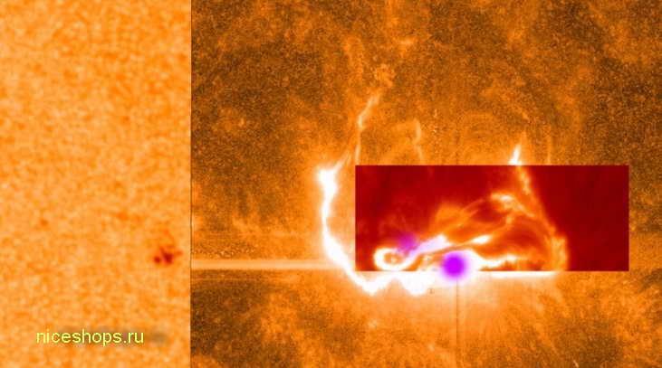 X-klass-vspyshka-na-solnce-teleskop-iris-foto