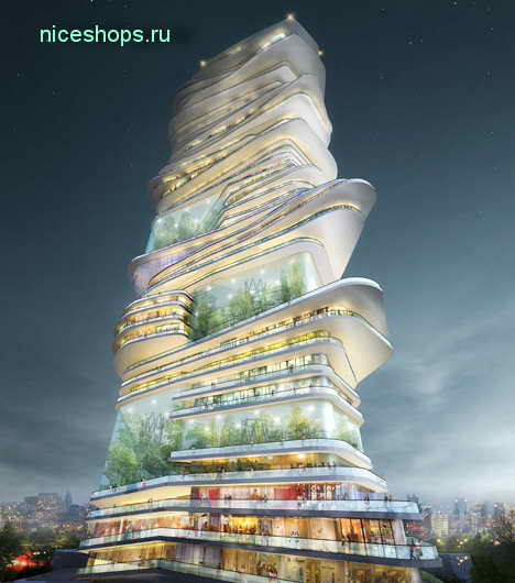 arhitektura-budusshego-koncept-Endless-city-by-SURE-Architecture