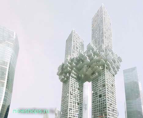 arhitektura-budusshego-konceptualnyj-neboskreb-The-Cloud-by-MVRDV