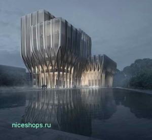 koncept-arhitertura-budusshego-Sleuk-Rith-Institute-Zaha-Hadid-Archiects