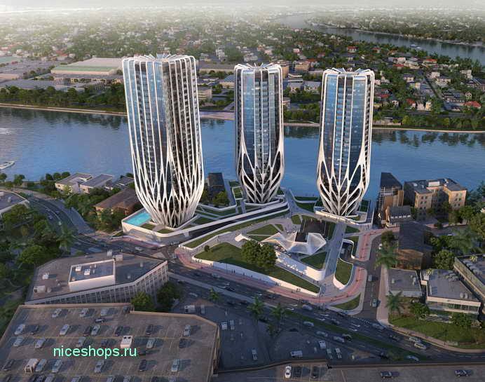 neboskreb-Zaha-Hadid-Toowong-Towers-Brisbane