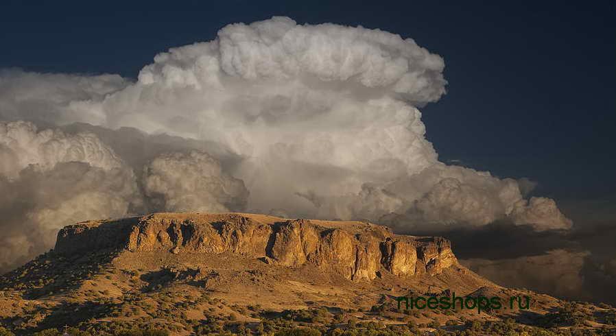 stolovaya-gora-Black-Mesa-america