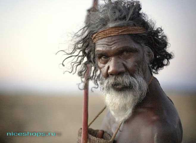 Современные аборигены Австралии