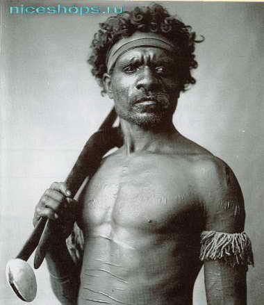 Внешний вид австралийских аборигенов