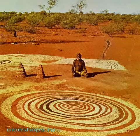 Современные австралийские аборигены