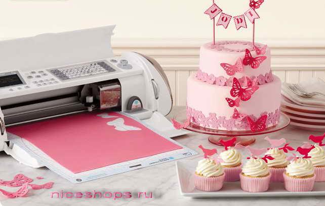 3д-печать кондитерских изделий