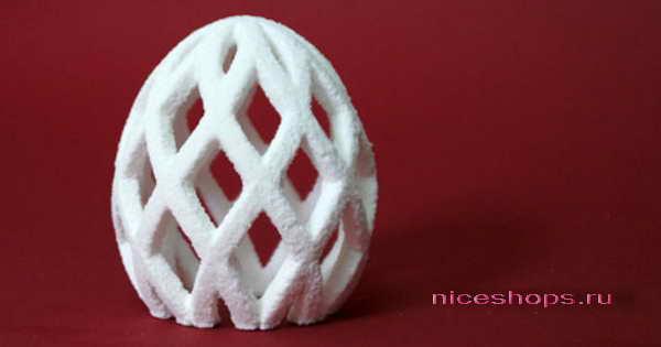 3д-печать ажурных кондитерских изделий