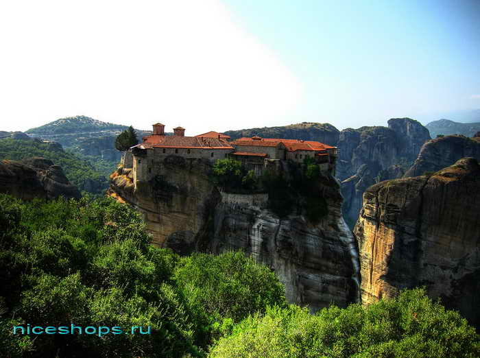 Метеор св. Варлаама, Греция
