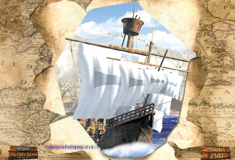 Открытие Америки Колумбом в эпоху Великих географических открытий