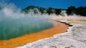 Интересные факты о долинах гейзеров
