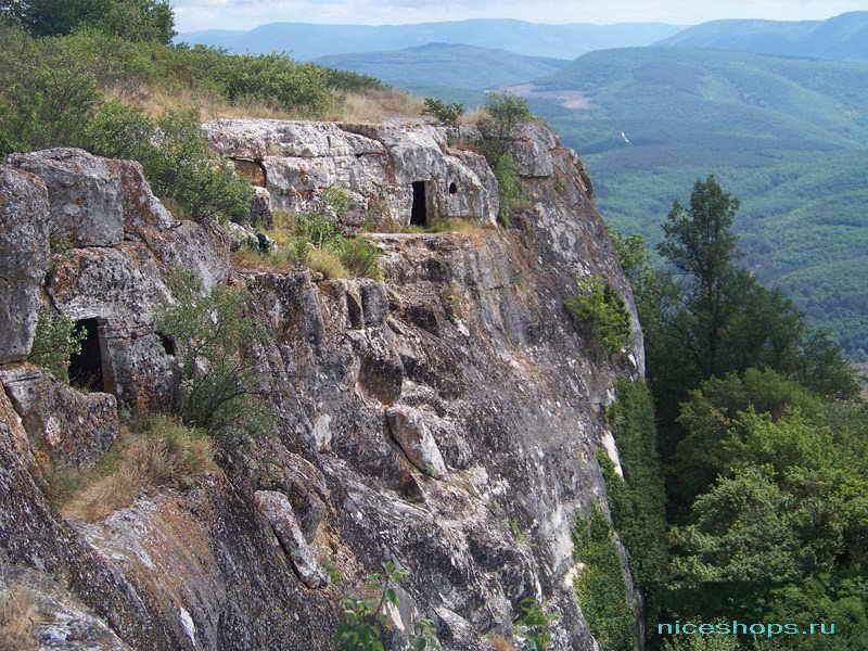 Пещерный город Крыма Кыз-Кермен