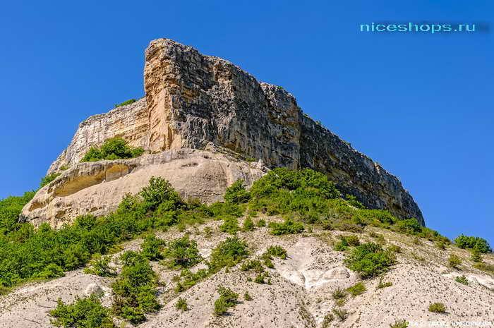Скальный город Крыма Кыз-Кермен