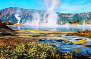 Долины гейзеров на Камчатке