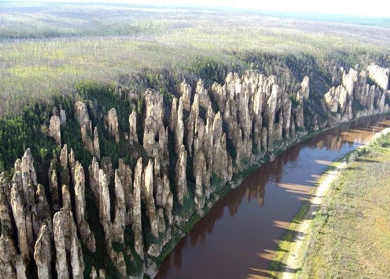 Мировое значение Ленских столбов