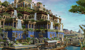 Висячие сады Семирамиды: легенда, факты, история