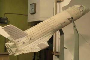 Maket-mnogorazovoj-raketno-kosmicheskoj-sistemy