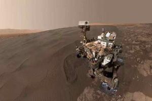Marsohod-Curiosity