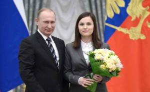 Putin-vruchil-premiju-biologu-iz-Komi-Ekaterine-Proshkinoj