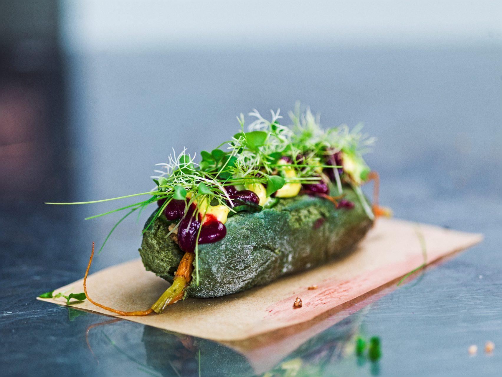 Еда будущего - новые технологии для индустрии фаст-фуда