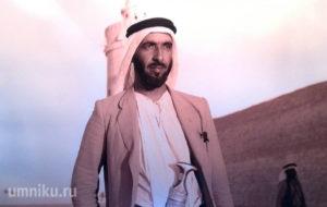 Шейх Зайд ибн Султан Аль Нахайян