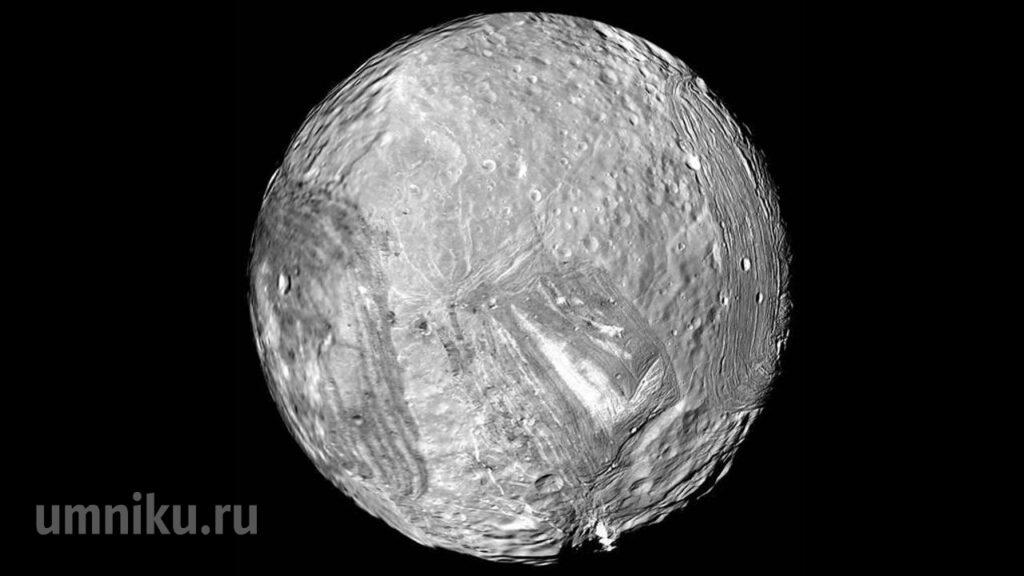 Миранда - спутник Урана