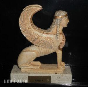 Сфинга у древних греков