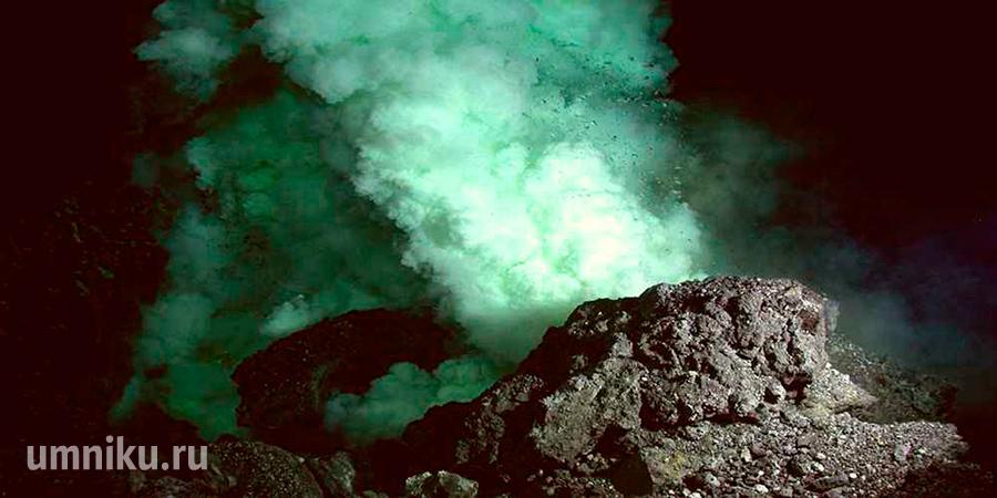 Вулкан Дайкоку