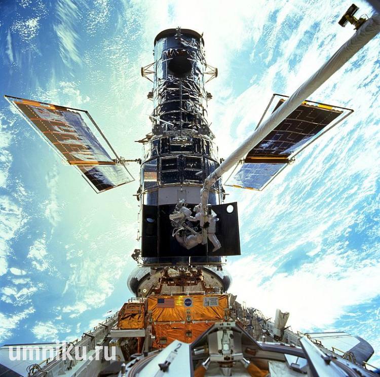 Космический телескоп Хаббл: фото