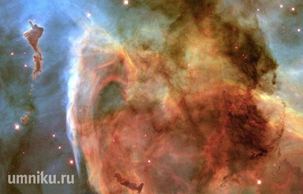 Телескоп Хаббл: фото высокого разрешения