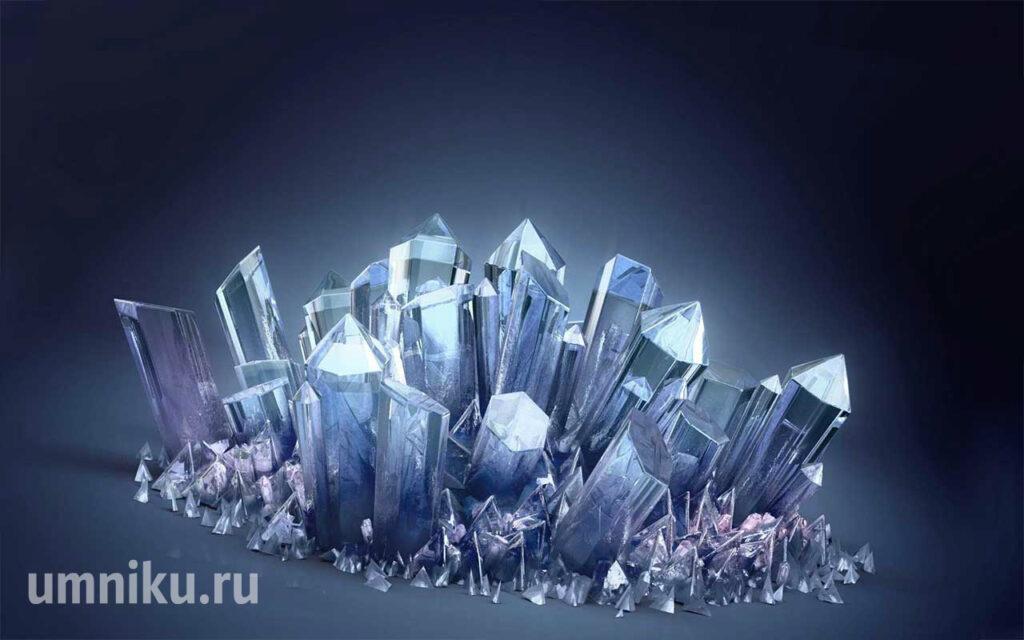 Алмазы: фото