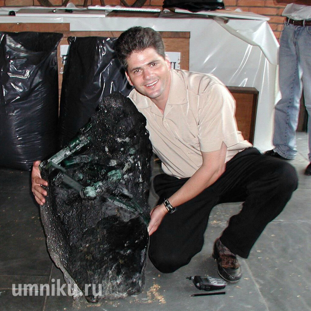 Баийский изумруд: фото