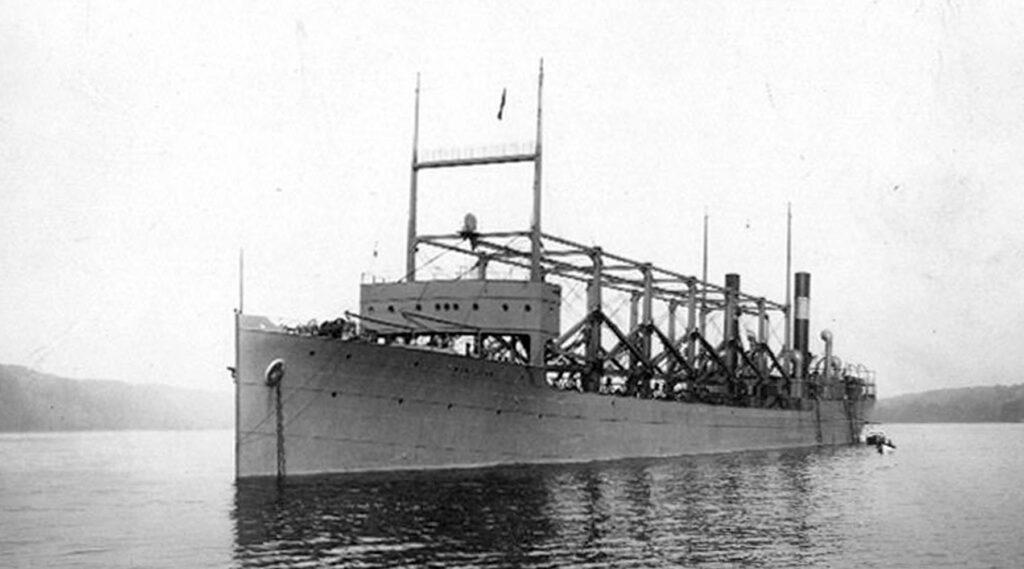 Корабль «Циклоп»