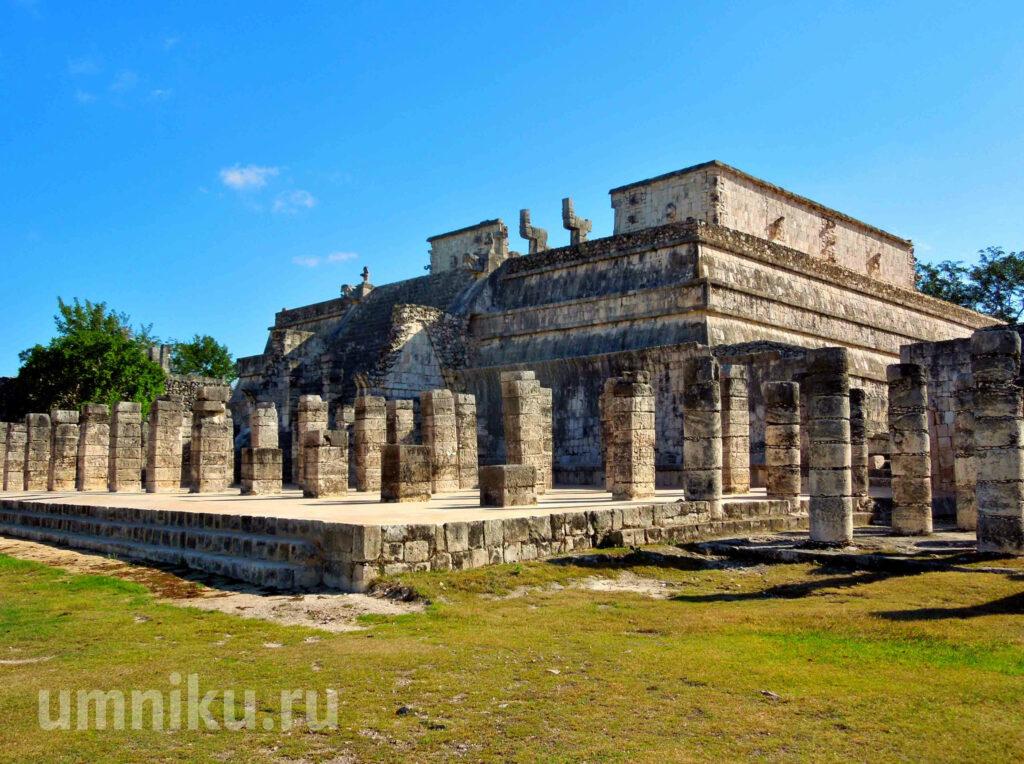 Древний город майя - Чичен-Ица
