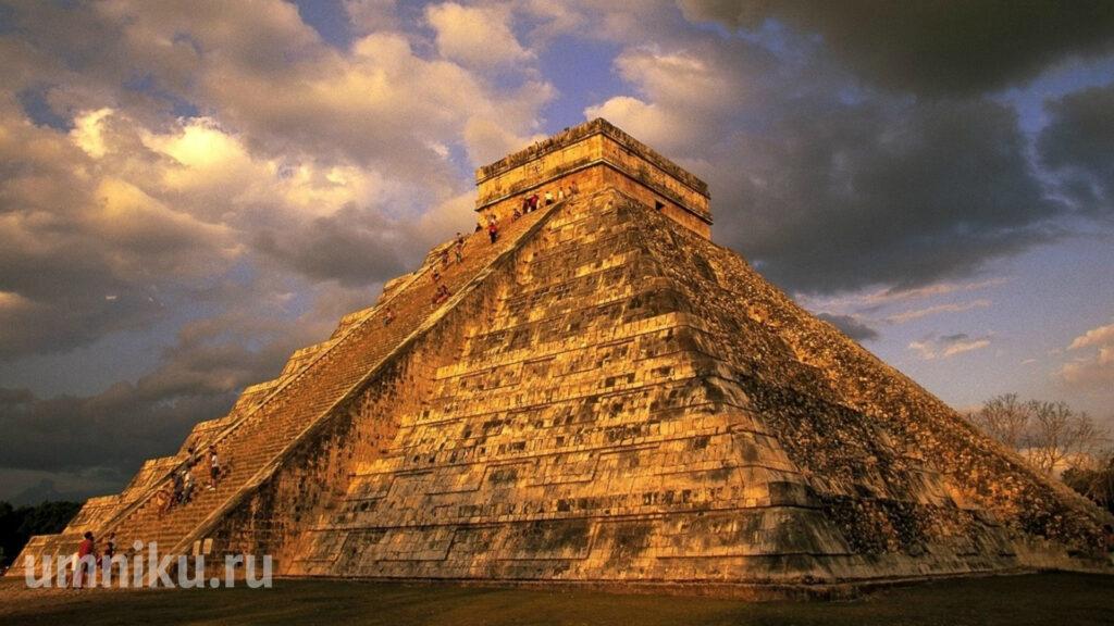 Пирамида Кукулькана, Чичен-Ица: фото