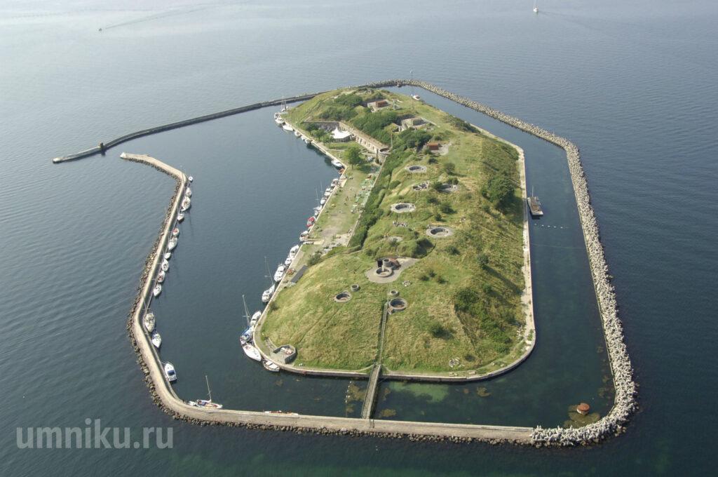 Искусственный остров Флакфортет