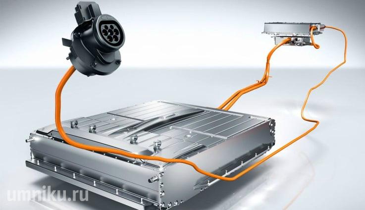 Аккумулятор для электромобиля: устройство
